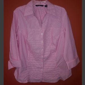 New Pink Oxford shirt